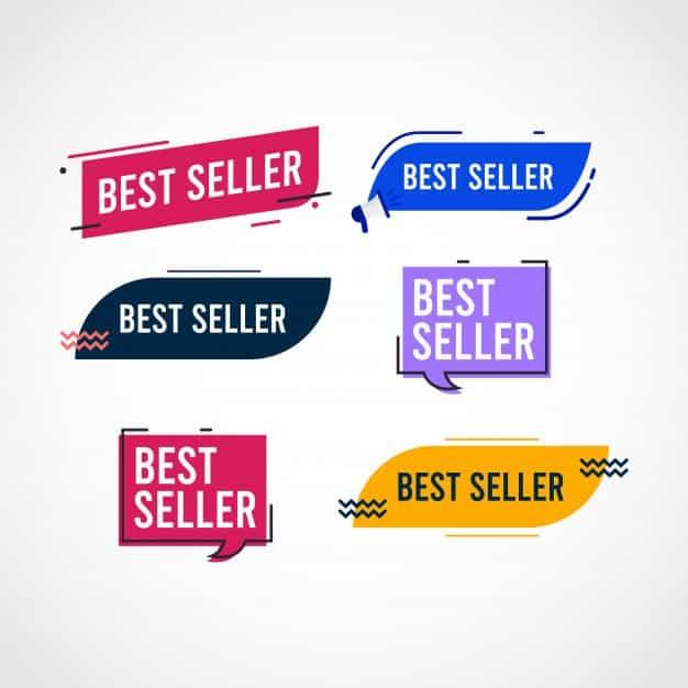 Best Seller on Shopify