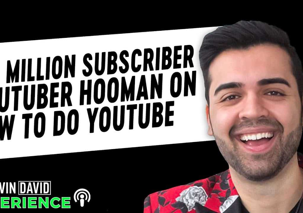 8.6 Million Subscriber YouTuber Hooman on How to Do YouTube!
