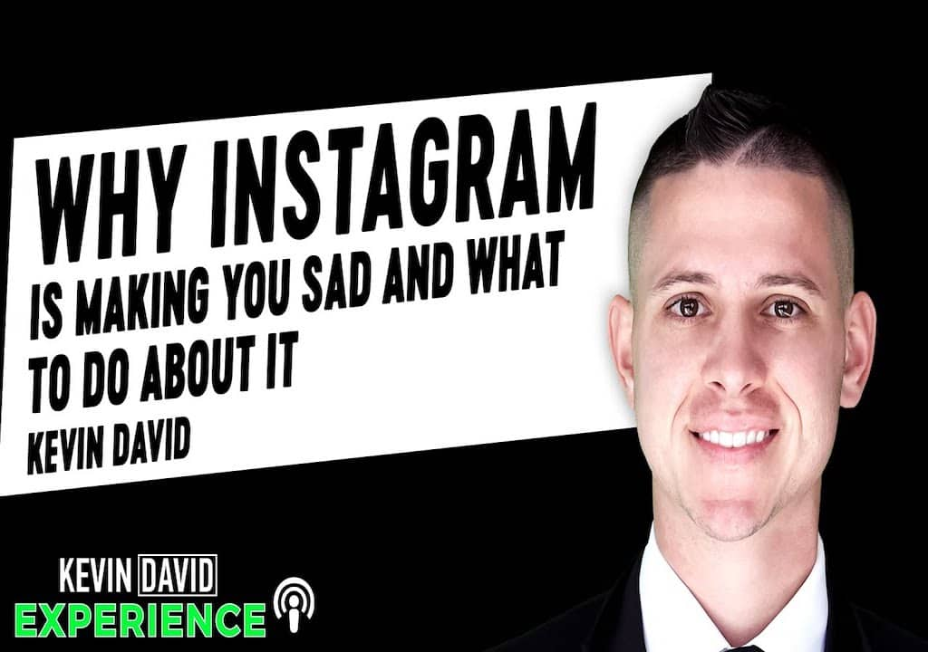 Why Instagram is Making You Sad and What to do About It
