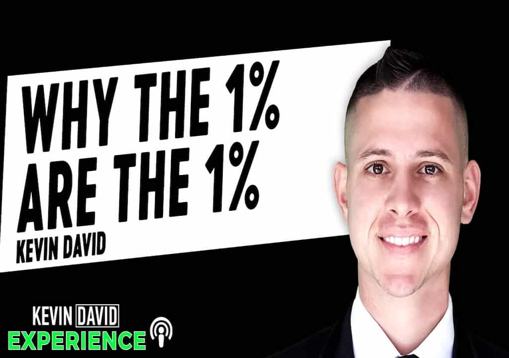 Why the 1% are the 1%