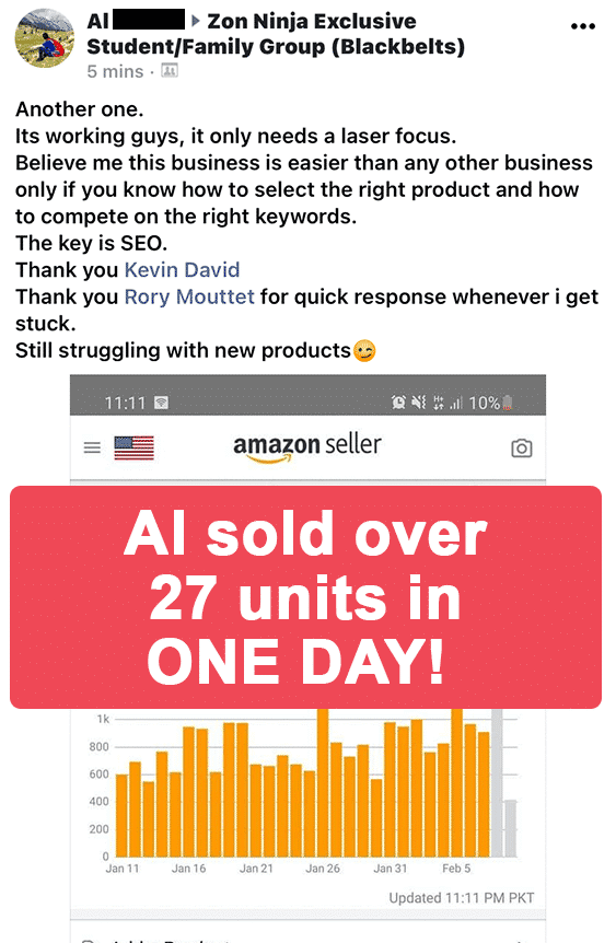 Amazon Seller Success Stories: See Our results